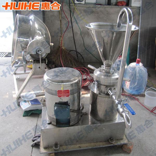 贵州某药业公司已购买1台 JMFB-180分体式胶体磨