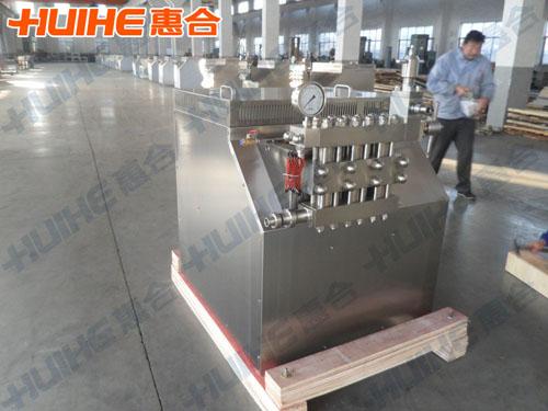 浙江杭州某饮料公司购一台均质机