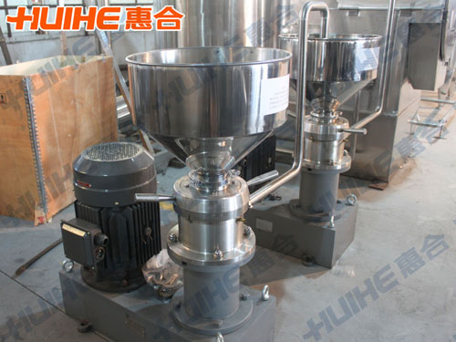 JMFB-140分体式胶体磨