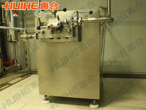 云南昭通某制药公司购高压均质机一台