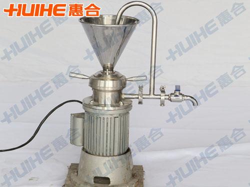 南京某仪器科技有限公司购买一台JMLB-50实验室胶体磨