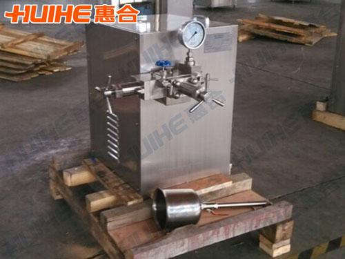 广东省佛山市某食品厂购买一台实验室均质机