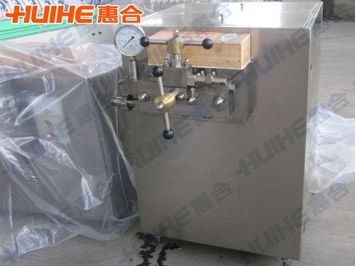 福建省某保健食品有限公司购买一台高剪切均质机
