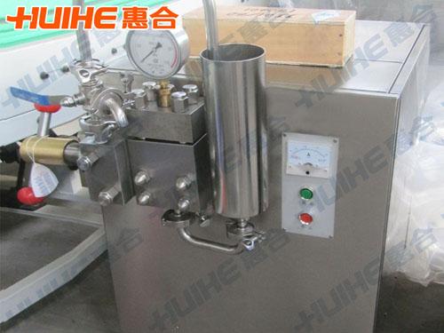 江西赣州某食品公司购买一台均质机
