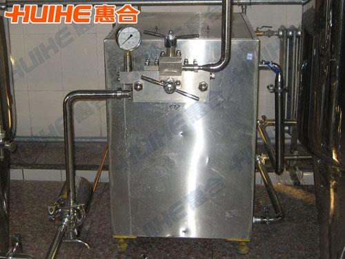 江苏南通某食品公司购买一台均质机