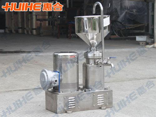 JMFB-120分体式胶体磨