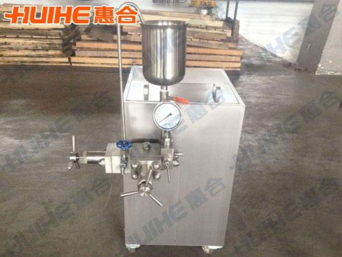 杭州某科技有限公司购买一台实验室高压均质机
