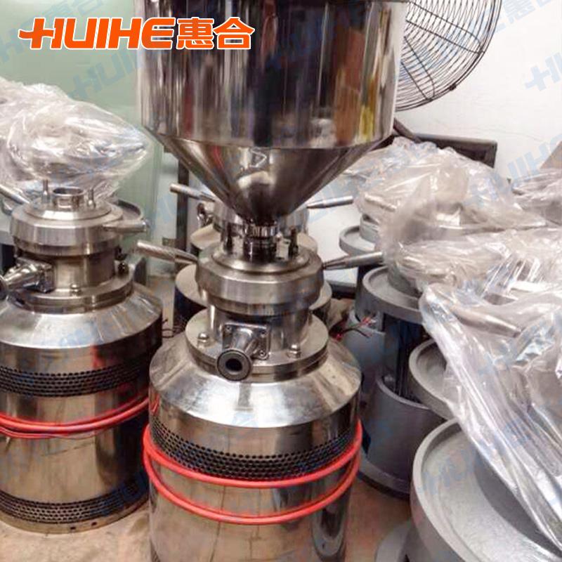 河南/郑州胶体磨/便宜厂家 花生奶胶体磨